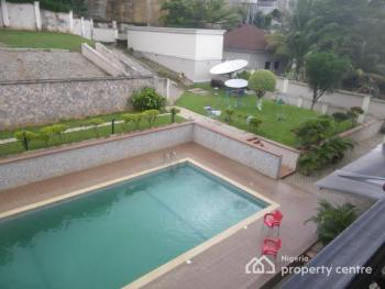Exquisitely Serviced 2 Bedroom Flat with a Bq, Pool, Garden, 24hrs Light, Security, Ideally for Expatriates, Vips, Maitama District, Abuja, Flat for Rent