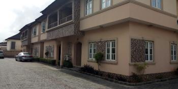 Exquisite and Nicely Built 3 Bedroom Duplex, Osapa, Lekki, Lagos, Terraced Duplex for Rent