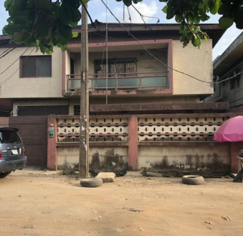 Fully Detached Duplex, Bode Thomas, Surulere, Lagos, House for Sale