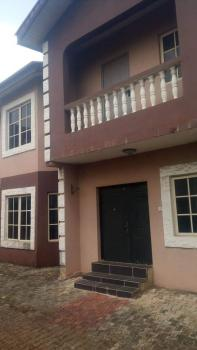 Spacious 5 Bedroom Detached House with 3-bedroom Boys Quarters on a Full Plot of Land, Glory Estate, Ifako, Gbagada, Lagos, Detached Duplex for Sale