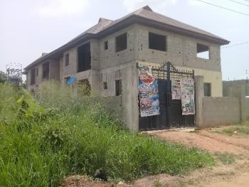 Partially Completed House, 15 Olatunde Ojelade Str Promiseland Gbaga Ijede Rd, Ijede, Lagos, Block of Flats for Sale