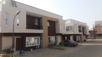 Hot Letting Now Newly Built 4 Bedroom Semi Detached Duplex with Bq Serviced, Utako, Abuja, Semi-detached Duplex for Rent