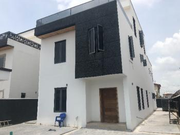 Tastefully Finished 5 Bedroom Fully Detached Duplex with Bq , Massive Pent House Balcony with City Views, Lekki Phase 1, Lekki, Lagos, Detached Duplex for Sale