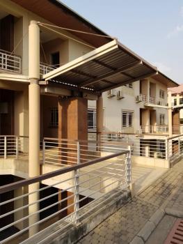 Lavishly Finished & Luxury 4 Bedroom Terrace Duplex with a Room Servant Quarters, Off Obafemi Awolowo Way, Utako, Abuja, Terraced Duplex for Sale