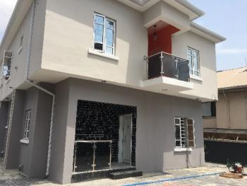 Newly Built and Well Finished 4 Bedroom Duplex with a Room Bq and Spacious Parking, Unity Homes, Thomas Estate, Ajah, Lagos, Semi-detached Duplex for Sale