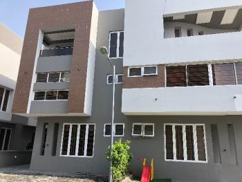 Fully Serviced Luxury 5 Bedroom Duplex with a Room Bq, The Address Osapa Behind Circle Mall, Osapa, Lekki, Lagos, Semi-detached Duplex for Rent