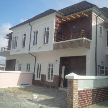 New 4 Bedroom Duplex with Bq Fully Serviced, Ikota Villa Estate, Lekki, Lagos, Semi-detached Duplex for Rent