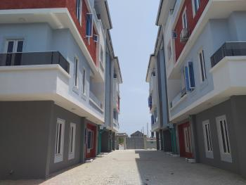 Tastefully Finished 3 Bedroom with Bq, Oral Estate, Lafiaji, Lekki, Lagos, Flat for Rent