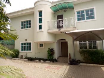 4 Bedroom Terraced Duplex, Off Ibb Way, Maitama District, Abuja, Terraced Duplex for Rent