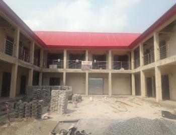 Highly Visible Newly Built Lock-up Shops Code Lkk, Shapatti, Ibeju Lekki, Lagos, Shop for Rent