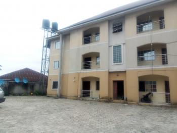 Beautiful 2 Bedroom Flat with Excellent Finishing in a Calm and Secured Neighborhood, Treasure  Estate, Off East-west Road, Rumuodara, Port Harcourt, Rivers, Flat for Rent