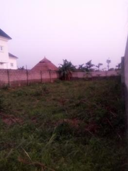 1 Plot of Land Fully Fenced Suitable for Both Residential and Commercial Purpose, Shell Cooperative, Eliozu, Port Harcourt, Rivers, Land for Sale