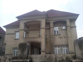 5 Bedroom Almost Finished Carcass, Gwarinpa, Abuja, Detached Duplex for Sale