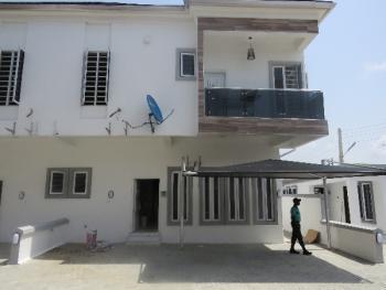 Luxury Special 4 Bedroom Semi Detached Duplex with Bq, Chevron Axis, Lekki Expressway, Lekki, Lagos, Semi-detached Duplex for Sale