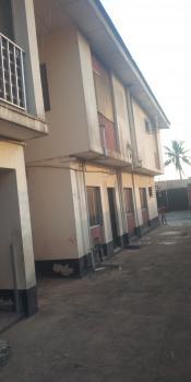 4 Nos 3 Bedroom Flats, Off Power Line Road, Ijaiye, Lagos, Block of Flats for Sale
