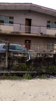 Nice Six Units of 2 Bedrooms, Nuru Oniwo Street, Adelabu, Surulere, Lagos, Detached Duplex for Sale