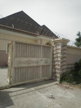 4 Bedroom Bungalow at Life Camp with One Bedroom Bq, By Berger Clinic, Gwarinpa, Abuja, Detached Bungalow for Rent