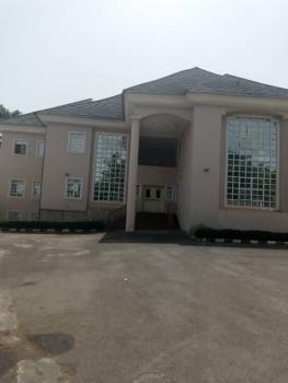 Ambassadorial 8 Bedroom Detached House, Ty Crescent, Asokoro District, Abuja, Semi-detached Duplex for Rent