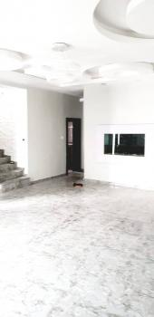 a Brand New 4 Bedroom Fully Detached with Indoor Swimming Pool with 1 Bq in an Estate C, Chevy View Estate, Lekki, Lagos, Detached Duplex for Sale