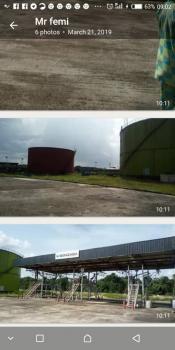 New  Farm Tank (4 Capacity of 50 Million Litres), Delta South, Ika South, Delta, Tank Farm for Sale