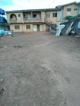 Fenced 2 Nos 3 Bedroom Flat (set Back), Amosu, Abesan Estate, Ipaja, Lagos, Block of Flats for Sale