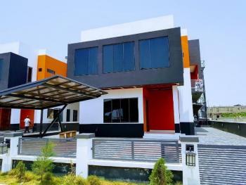 Brand New 5 Bedroom Duplex with Bq at Lekki County Estate,off Lekki Epe Expressway, Lekki,lagos, Lekki Expressway, Lekki, Lagos, Detached Duplex for Sale