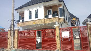 24\7 Serviced 4 Bedroom Semi Detached Duplex in an Estate, Chevron Toll, Lekki Expressway, Lekki, Lagos, Semi-detached Duplex for Sale