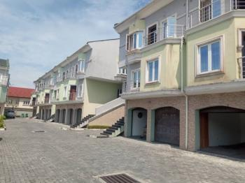 4 Bedroom Terraced Duplex with a Bq, Midland Court, Beside Northern Foreshore Estate, Chevron Drive, Lekki, Lagos, Terraced Duplex for Sale
