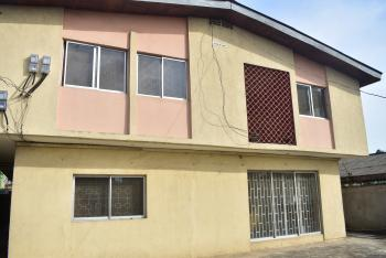 Neat 2 Bedroom Flat, 12, Kajola Street, Otubu, Agege, Lagos, Flat for Rent