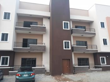 Sleek Designed 2 Bedroom Serviced Apartment with Maids Quarters in an Estate, Off Obafemi Awolowo Way, Utako, Abuja, Flat for Rent