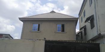 Newly Built Mini Flat, Off Bajulaiye Road, Shomolu, Lagos, Self Contained (single Rooms) for Rent