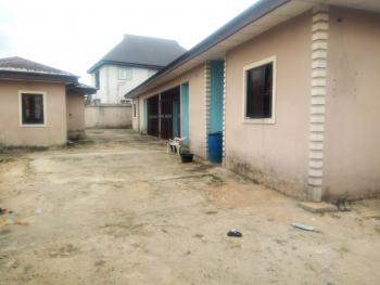 Standard 2units  3 Bedroom Flat, Standard 2units 3 Bedroom Flat with Constant Power Supply (federal Light)  in a Calm and Secured Neighbourhood Queens Park Estate, Rumuduru, Port Harcourt, Rivers, Flat for Rent