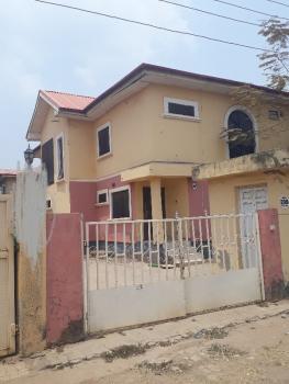 4 Bed Room Semi Detached Duplex, Apo, Abuja, Semi-detached Duplex for Sale