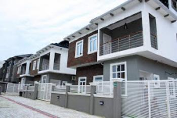 Well Finished 4 Bedroom Detached Duplex Plus a Room Bq, Eru Ifa, Ikate Elegushi, Lekki, Lagos, Detached Duplex for Rent