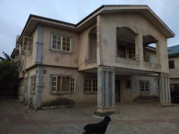 5 Bedroom Duplex with Perfect Finishing, Just Behind Mfm Camp Ground, Asese, Ibafo, Ogun, Detached Duplex for Sale