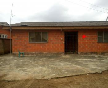 Nice 3 Bedroom Bungalow, Post Service Estate, Abule Egba, Agege, Lagos, Semi-detached Bungalow for Sale