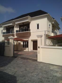 a Luxurious 4 Bedroom 1 Bq House, Westend Estate, Ikota Villa Estate, Lekki, Lagos, Semi-detached Duplex for Sale