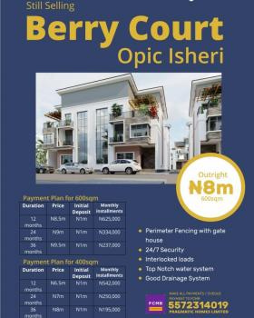 a Plot of Land, Opic, Isheri North, Lagos, Mixed-use Land for Sale