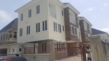 Luxury 5 Bedroom Terrace, Oral Estate, Lekki Expressway, Lekki, Lagos, Terraced Duplex for Sale