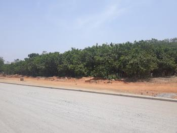 Vacant Corner Piece Residential Low Density Land, By Naval Senior Quarters, Near Naf Conference Centre, Jahi, Abuja, Residential Land for Sale