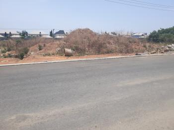 Strategically Located, Prime Instantly Build and Live Residential Land, By Naval Senior Quarters, Jahi, Abuja, Residential Land for Sale