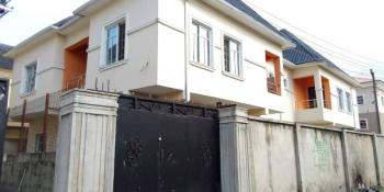 Newly Built and Well Located 3 Bedroom Semi-detached House with Boys Quarter, Canaan Estate, Ajah, Lagos, Semi-detached Duplex for Sale