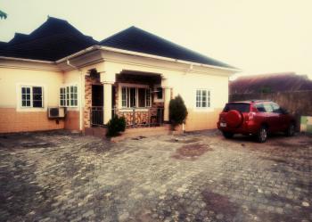 Detached 3 Bedroom Bungalow with 1 Bedroom Flat Bq., Valley View Estate, Elimbu, Port Harcourt, Rivers, Detached Bungalow for Sale