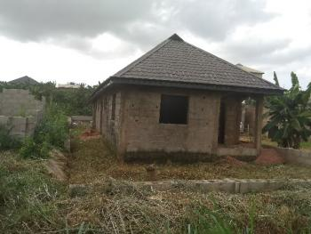 3 Bedroom Detached Bungalow (uncompleted) on Half Plot of Land  at Lucky Fibre, Ikorodu, Association Street, Back of Lucky Fibre Company, Maya, Ikorodu, Lagos, Detached Bungalow for Sale