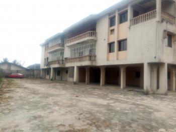 Luxury 3 Units 3 Bedroom Flat and 2 Units 4 Bedroom Flat with 4 Rooms Bq., for Sale Luxury 3units of 3 Bedroom Flat and 2units of 4 Bedroom Flat with 5rooms Bq. on 4plots of Land Suitable for Residential, School, Office, Church Etc. in a Calm and Secured Neighborhood  Treasure Estate, Rumuodara, Port Harcourt, Rivers, Block of Flats for Sale
