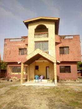 6 Bedrooms Duplex, with a Pent Suite and a Well Spaced Compound, No 4, Kasimu Osundeji Close, Samuel Ekundayo Road, Age Mowo, Badagry, Lagos, Terraced Duplex for Sale