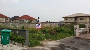 825sqm Corner Piece Land, Carlton Gate Estate, Chevron, Chevy View Estate, Lekki, Lagos, Residential Land for Sale