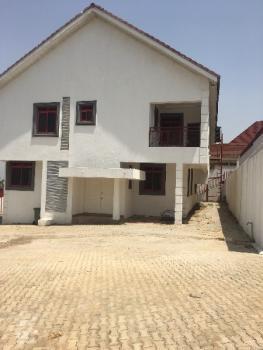 5 Bedrooms Semi Detached Duplex, Off Maitama Sule, Asokoro District, Abuja, Semi-detached Duplex for Rent