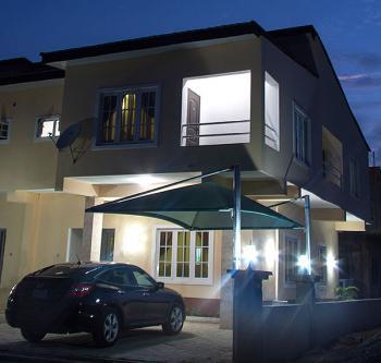 Furnished Three Bedroom Duplex and Boys Quarter, Lekki Gardens Horizon 2, Ikate Elegushi, Lekki, Lagos, Terraced Duplex for Sale