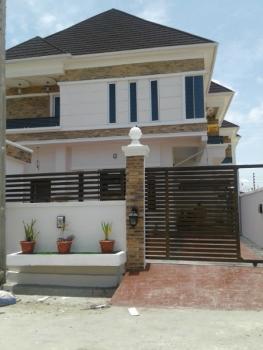 5 Bedroom Luxury Fully Detached Duplex and a Room Bq, Chevron Alternative Route, Off Chevron Drive, Lekki Phase 2, Lekki, Lagos, Detached Duplex for Sale